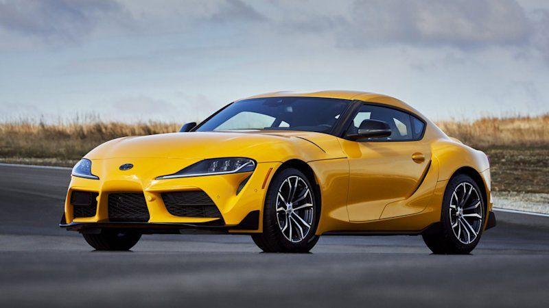 Toyota Supra Tesla Model 3 Make Consumer Reports Top 10 Best Cars List In 2020 Toyota Supra Toyota Bmw