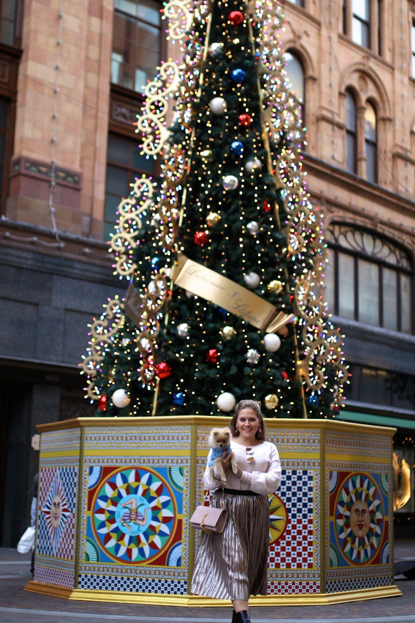 Pin by Patricia Holmes on O' Christmas trees | Christmas, Harrods ...