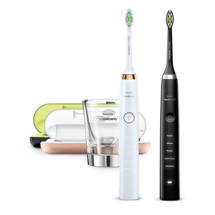 DiamondClean Cepillo dental eléctrico sónico HX9392 39  463054056420