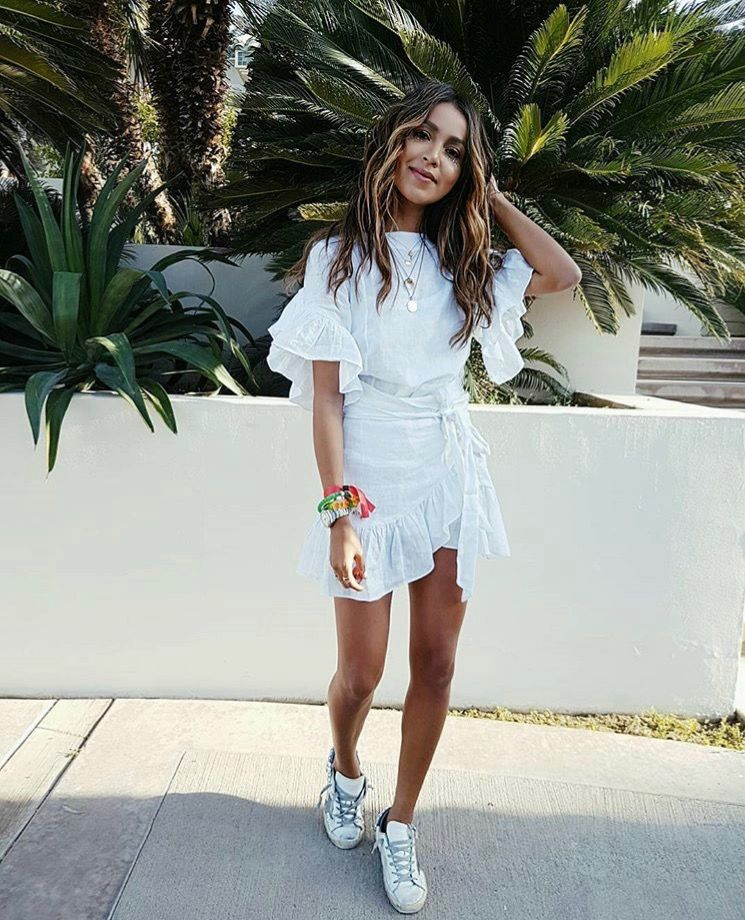 8e203f02dcff4c SJ - Isabel Marant + Golden Goose Sneakers | My Style in 2019 ...