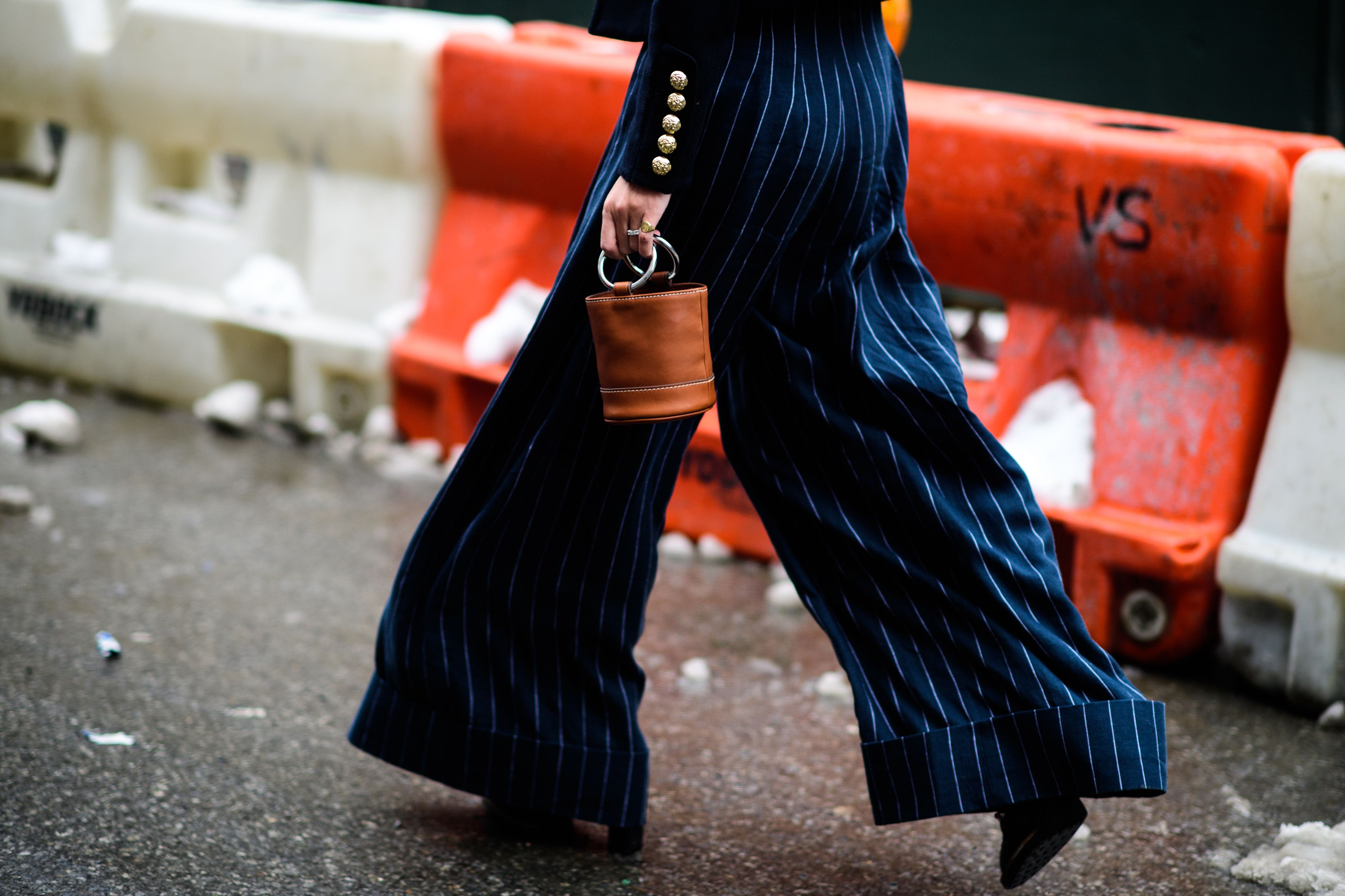 ELLE's bomvolle New York Fashion Week streetstyle report