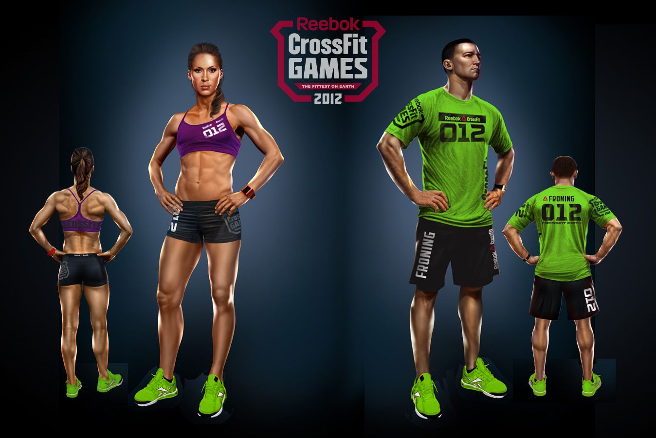 reebok clothing for crossfit