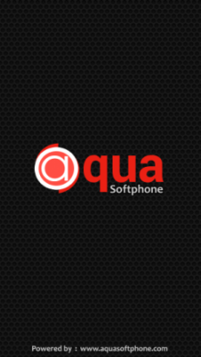 Pin by Aqua Softphone on Soft Phone Dialer   Hosted voip, Iphone, Logos