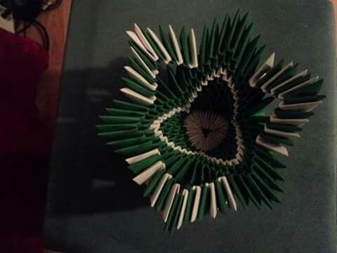 Cos 3d origami