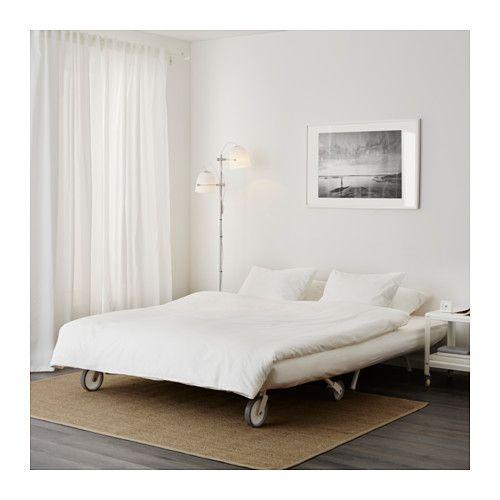 IKEA PS LÖVÅS Sleeper Sofa, Gräsbo White Gräsbo White