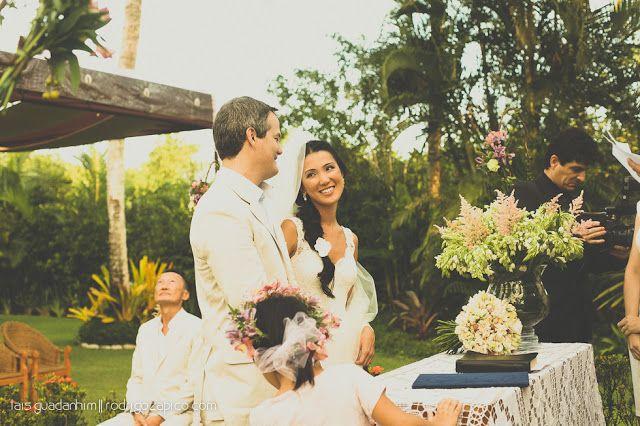 Simples e elegante! #destinationwedding #bahia #Brazil #rustic