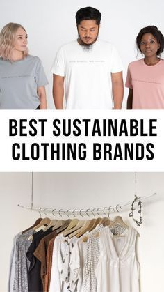 A collection of sustainable and ethical clothing brands. Have a read and find your favourite sustainable travel clothing. #sustainable #sustainablefashion #fashion #clothing #clothingbrand #clothingbrands #clothingcompany #fashionable #travel #traveltips