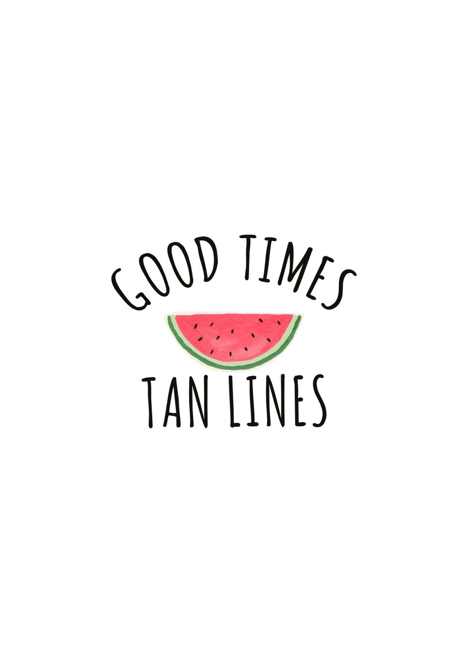Good times and tan lines!