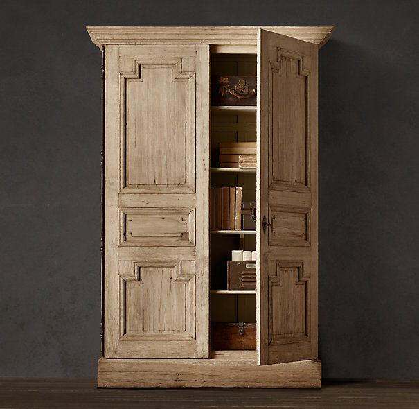 Classic And Practical: Montpellier Armoire Natural