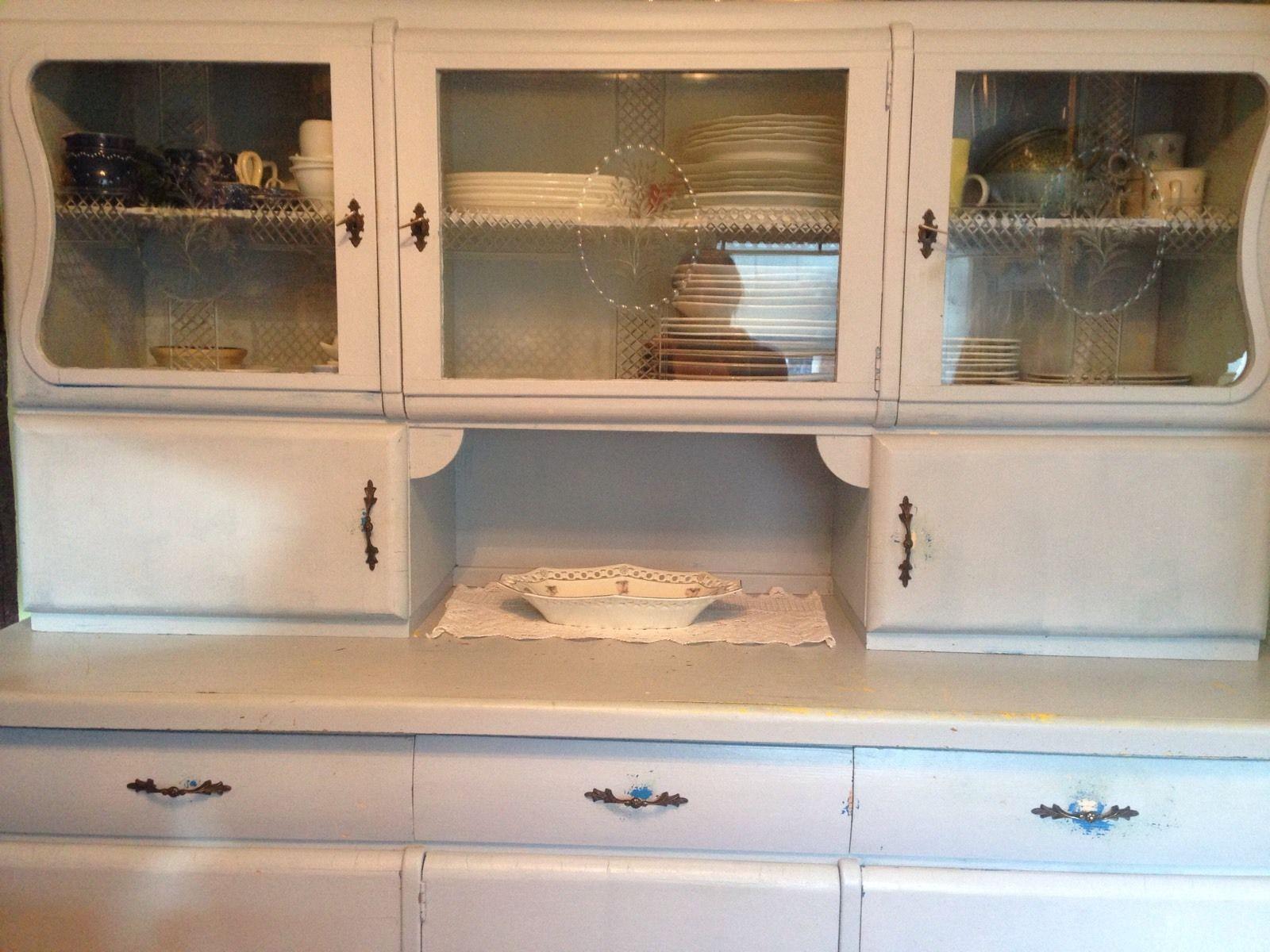 Buffet Küchenschrank ~ Details zu antikes küchen buffet küchenschrank kunst interieur