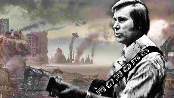 Country Music Lyrics - Quotes - Songs George jones - George Jones - The Wrong Side Of The World (VIDEO) - Youtube Music Videos http://countryrebel.com/blogs/videos/18598315-george-jones-the-wrong-side-of-the-world-video