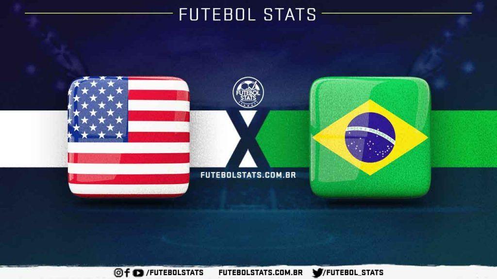 8abaa18638 Onde assistir Estados Unidos x Brasil AO VIVO
