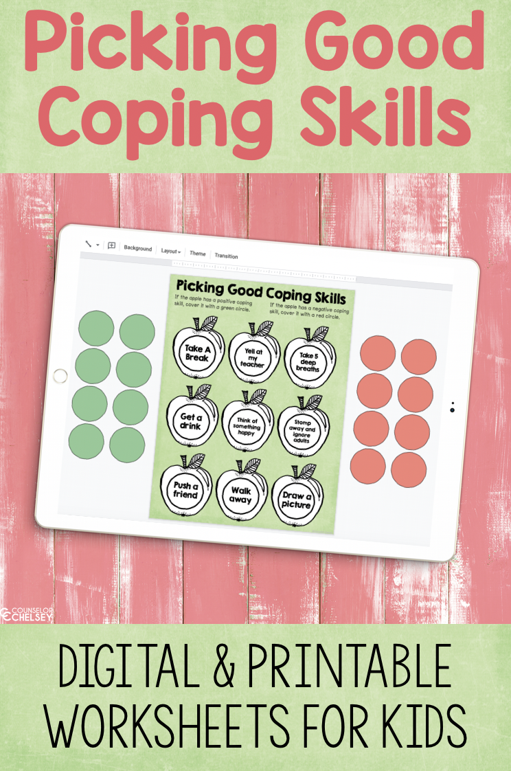 Coping Skills Activities For Anger Management Counselor Chelsey Simple School Counseling Ideas Coping Skills Activities Coping Skills Coping Skills Worksheets
