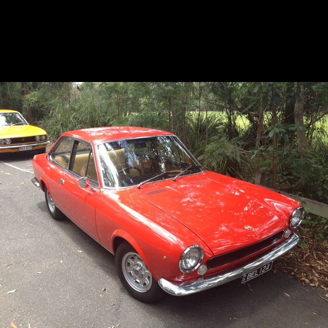 Fiat 124 AC. One of my top 5 fiat faves.