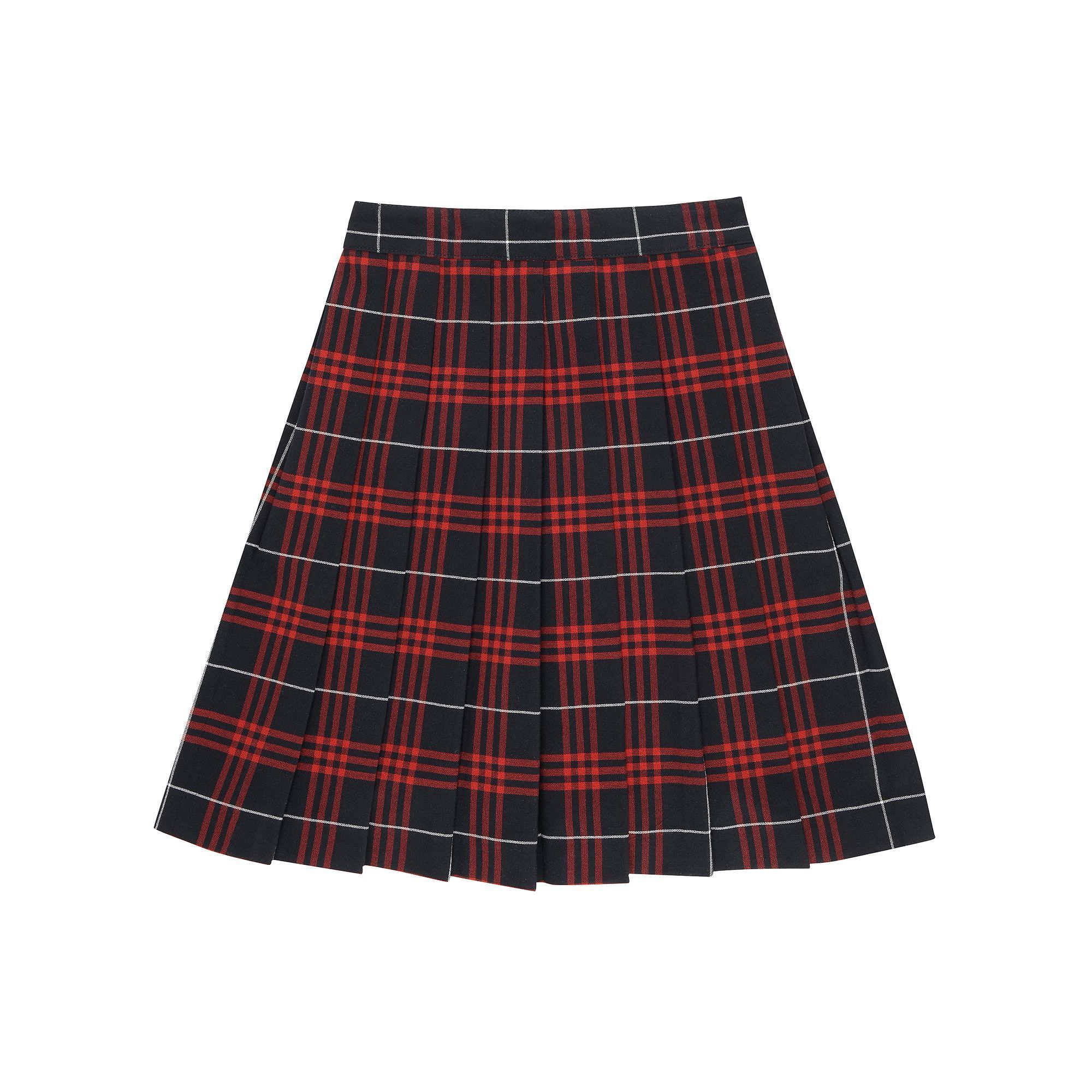146c3db006821 Girls 4-20   Plus Size French Toast School Uniform Plaid Pleated Skirt