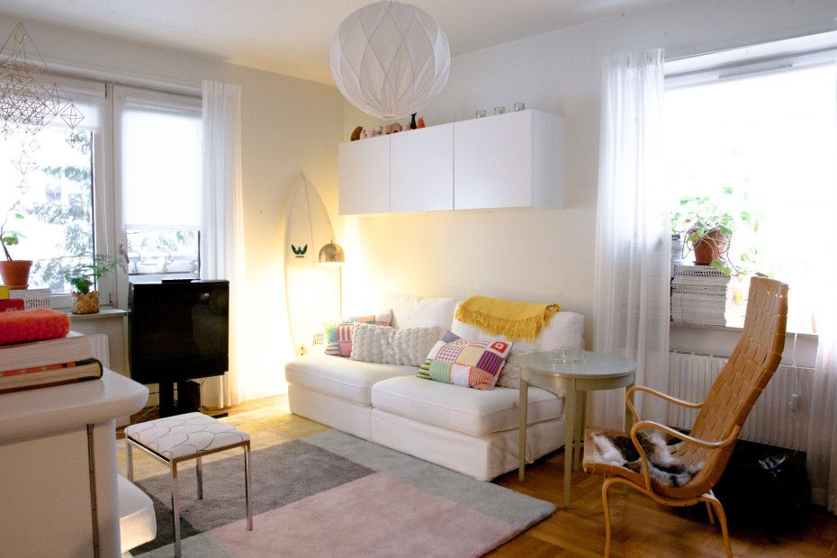 Mimmi Staaf, Furniture Designer & Store Owner, Apartment & Store, Midsommarkransen, Stockholm