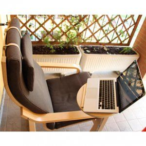 Poltrona Poang Ikea.Www Miaikea Com Supporto Laptop Per La Poltrona Poang