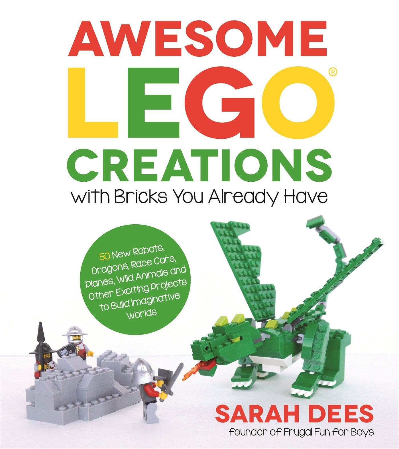 A Look Inside Awesome LEGO Creations with Bricks You Already Have ...