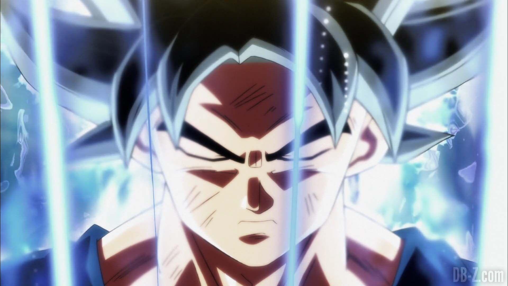UI Goku | Dragonball Series | Dragon ball, Dragon ball z, Goku
