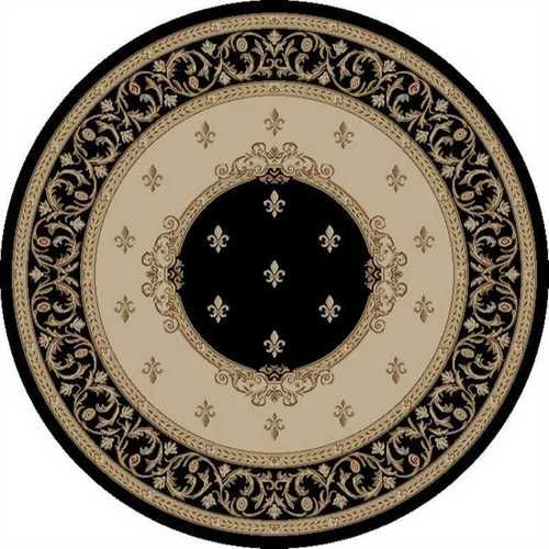 Fleur De Lis Round Area Rugs: Pin By Janette Guerrero On For The Home