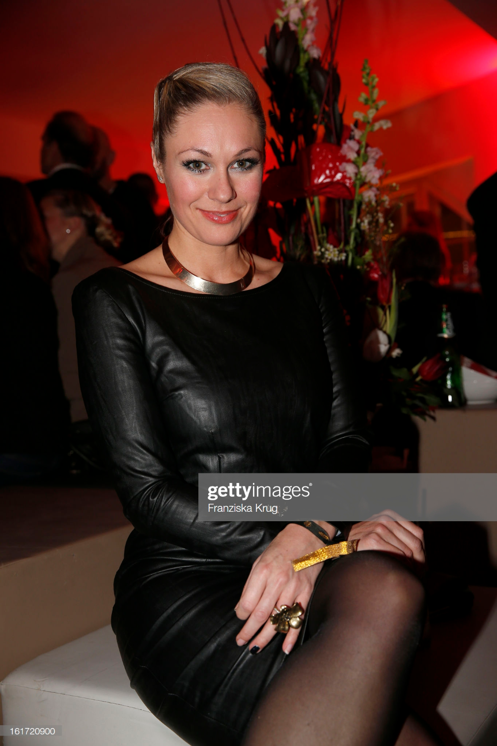 Nieuwsfoto S Ruth Moschner Attends The 5th In 2020 Moschner Ruth Moschner Promis