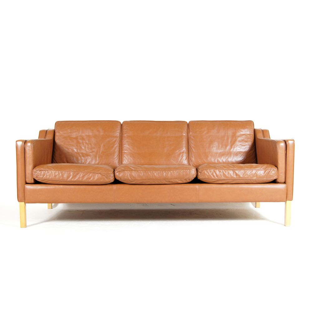 Retro Vintage Danish Stouby Design 3 Seat Seater Beech U0026 Leather Sofa 60s  1970s In Home, Furniture U0026 DIY, Furniture, Sofas, Armchairs U0026 Suites | EBay