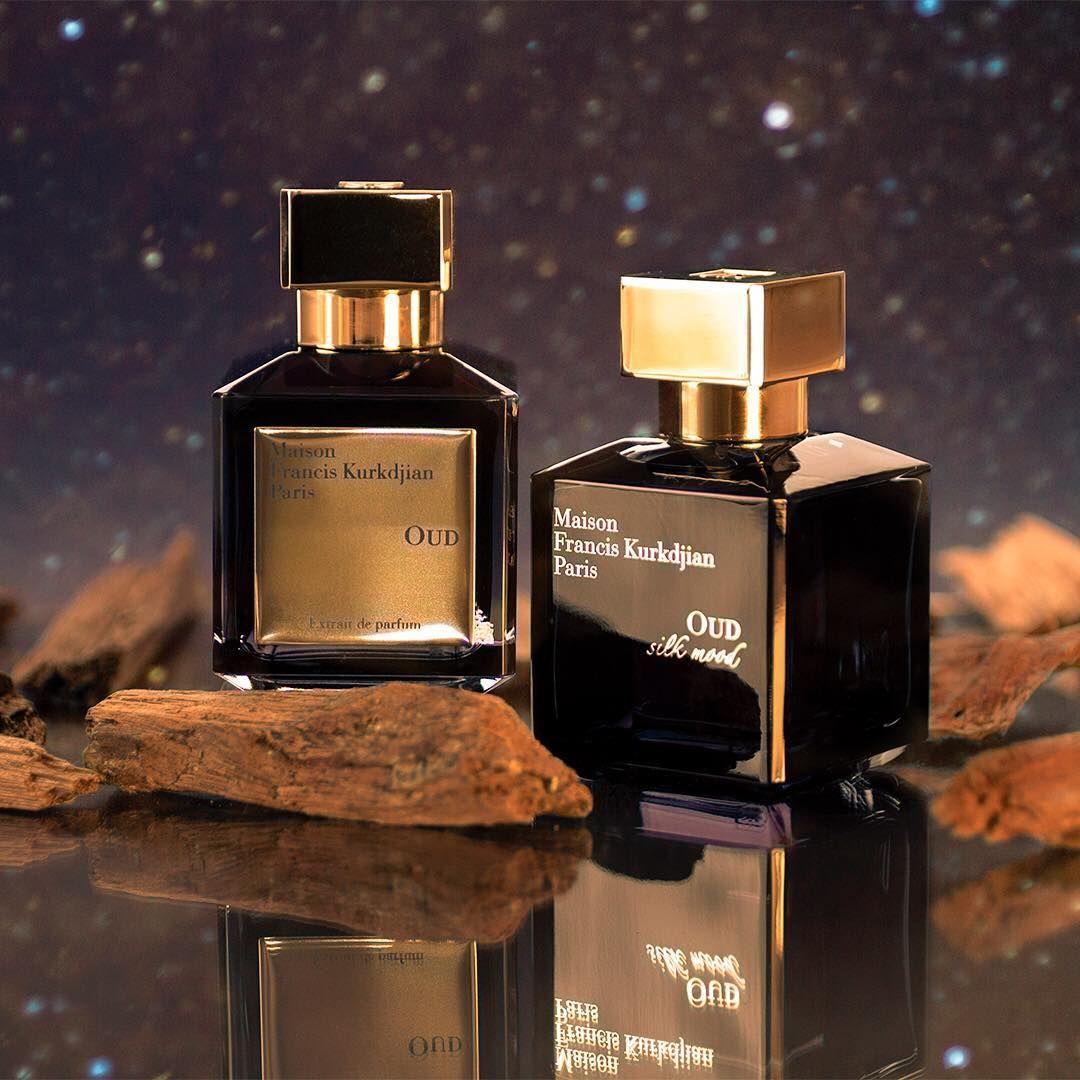 OUD Extrait de parfum and OUD silk mood Eau de parfum are my