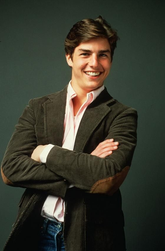 Tom Cruise 1984