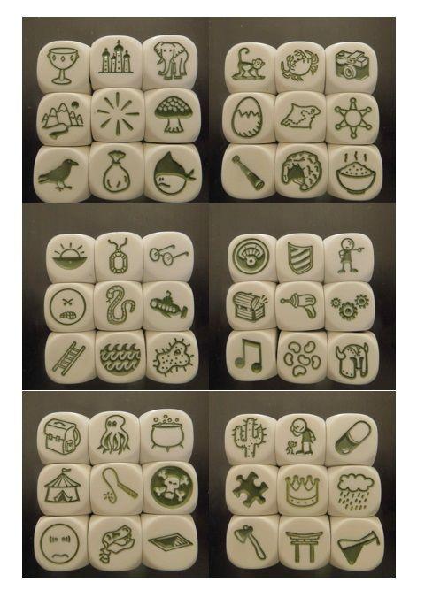 Story Cubes Anleitung