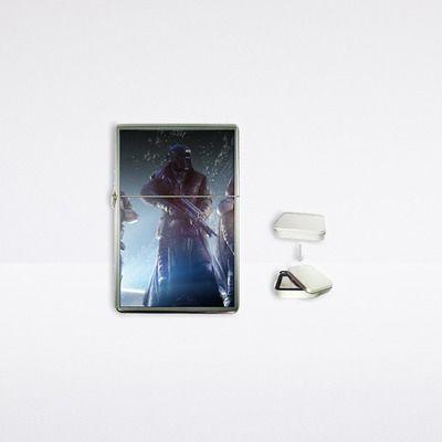 Destiny inspired gamer flip-top lighter - $14.99