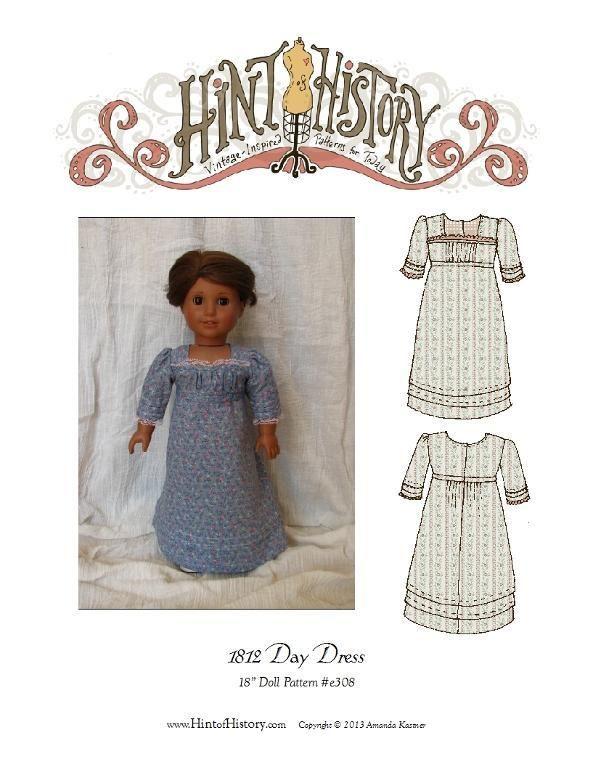 1812 Day Dress 18\
