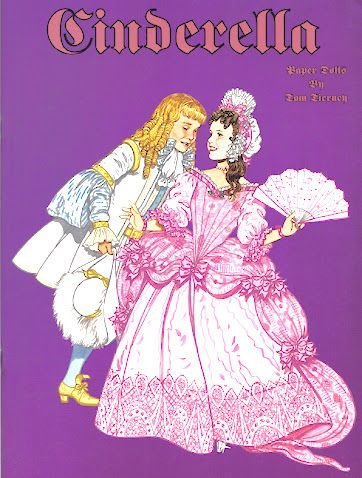Cinderella - a great series of costumes for this doll on blog.