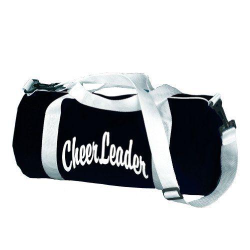 Cheerleader Spirit Bag (Black) by Cheerleading Company e120fd6a6b7a7