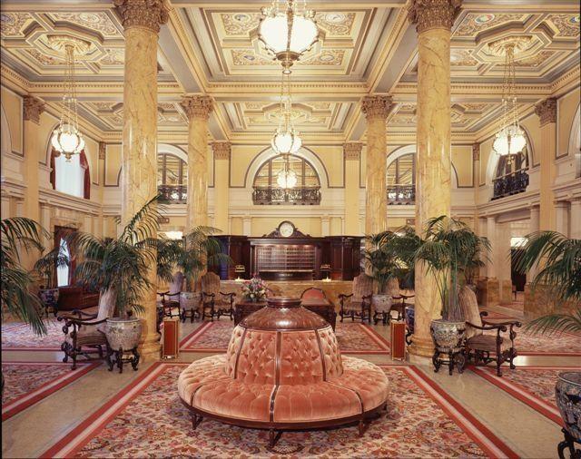There Are Still Lobbyists In The Willard Lobby Politico Com Willard Hotel Washington Hotel Dc Hotel