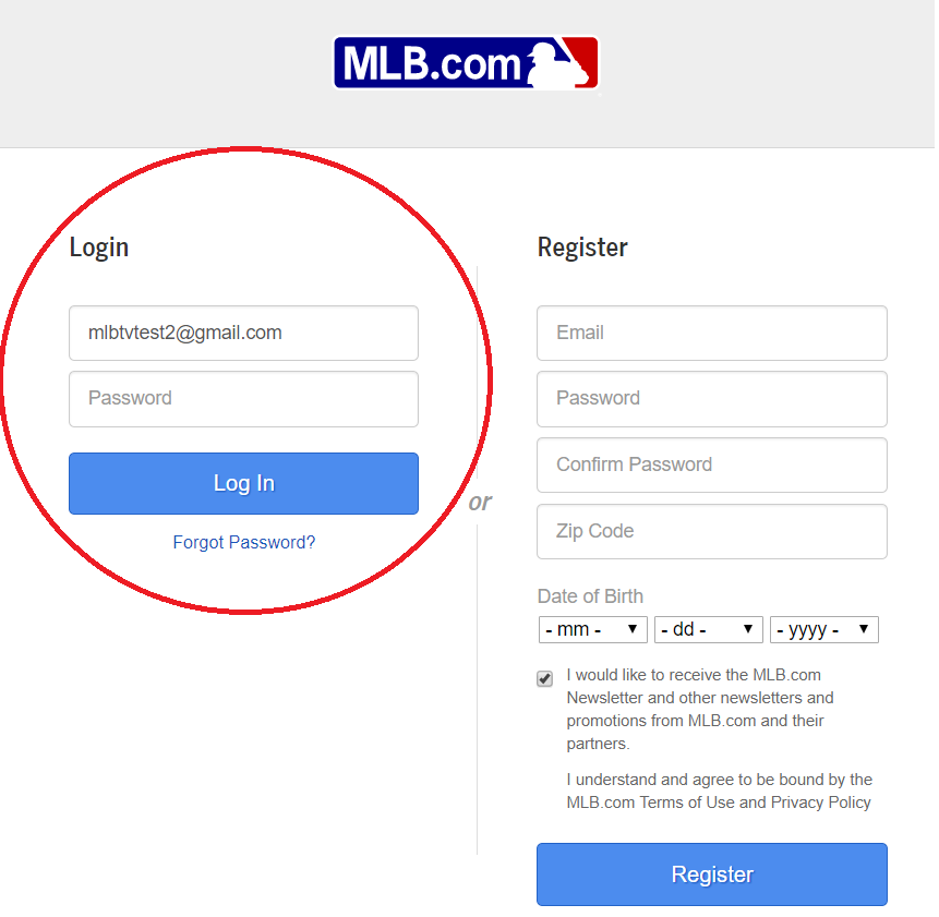 MLB TV | Subscription Access | How to Log In | MLB com | Chicago Il
