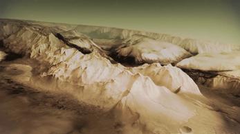 The most amazing video of aerial view of Mars. German Aerospace Center (Deutsches Zentrum für Luft- und Raumfahrt; DLR)