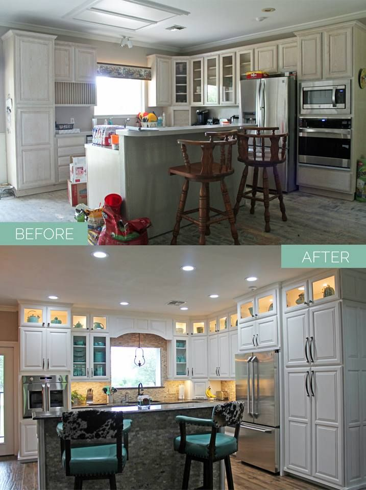 This Kitchen Displays Wellborn Cabinet, Inc. Premier Series Seville Square  Door Style In Oak