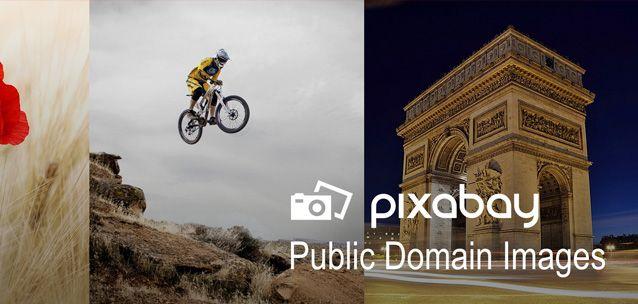 Pixabay – l'app con tantissime immagini e videoclip scaricabili gratuitamente