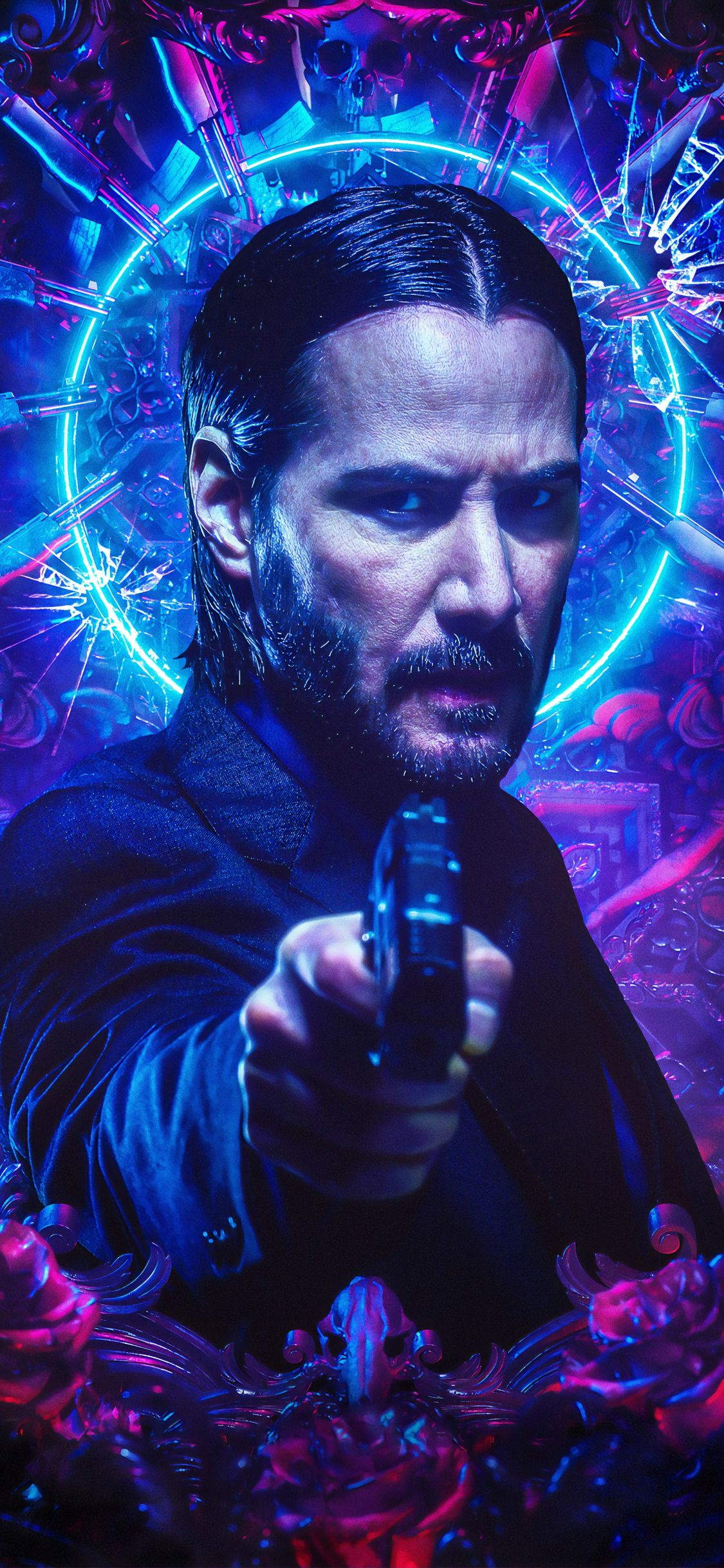John Wick Chapter 3 Parabellum Wallpaper John Wick Hd John Wick Movie Keanu Reeves