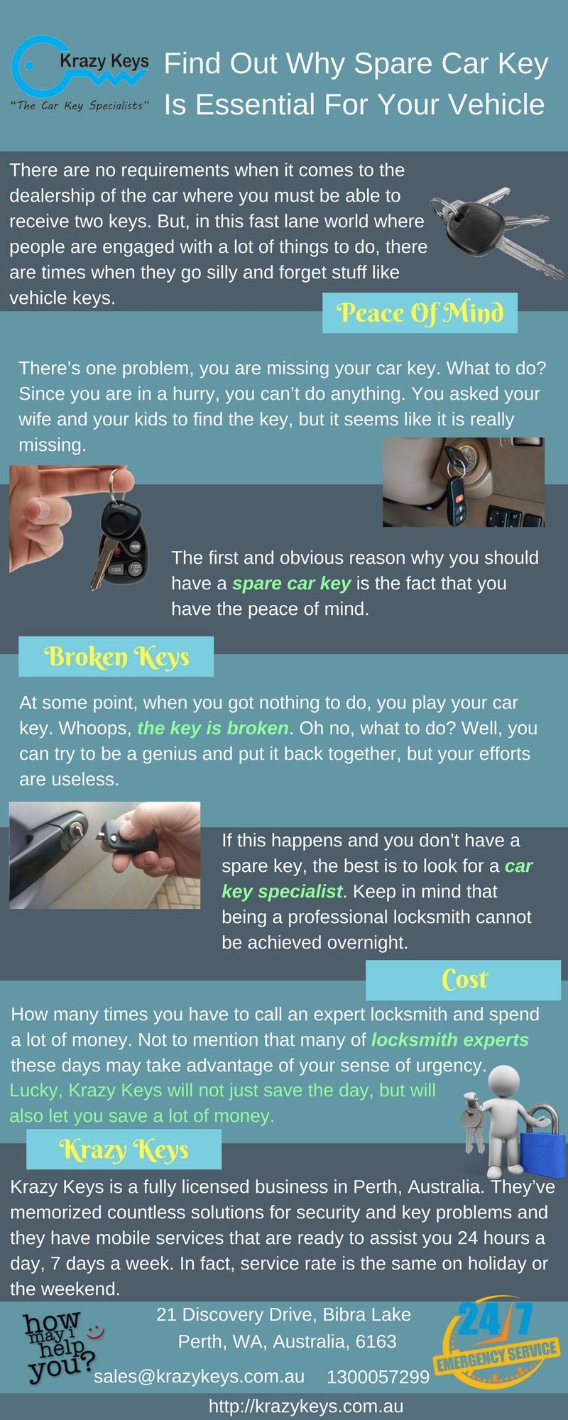 Find Out Why Spare Car Key Is Essential For Your Vehicle