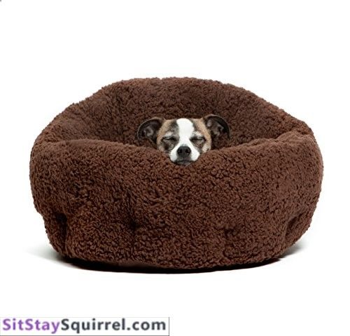 Pet Bed Bf By Sheri Dark Brown Dog Bed Cushion Pet Bed Dog Bed