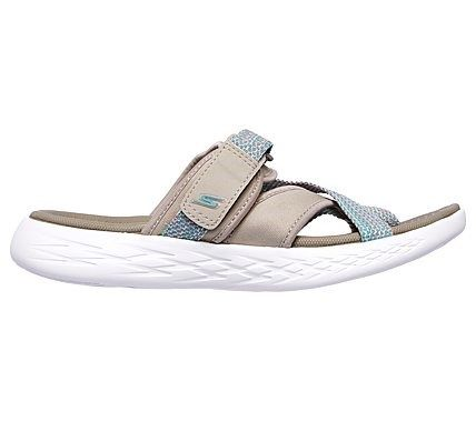 Women's On the GO 600 Glow Slide Sandal | Sandals outfit