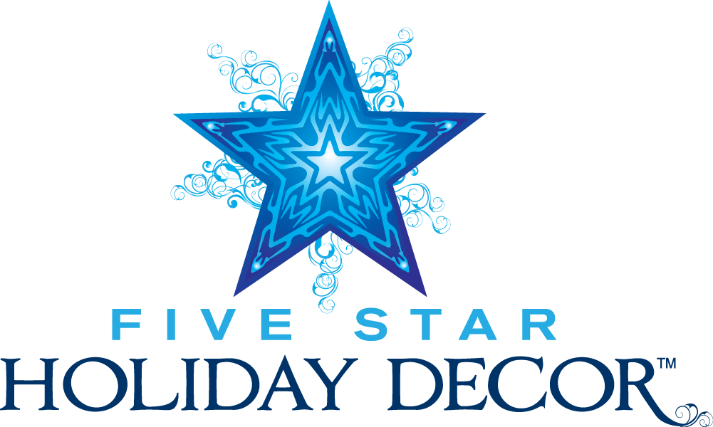 Five Star Holiday Decor Decor Logo Holiday Decor Holiday