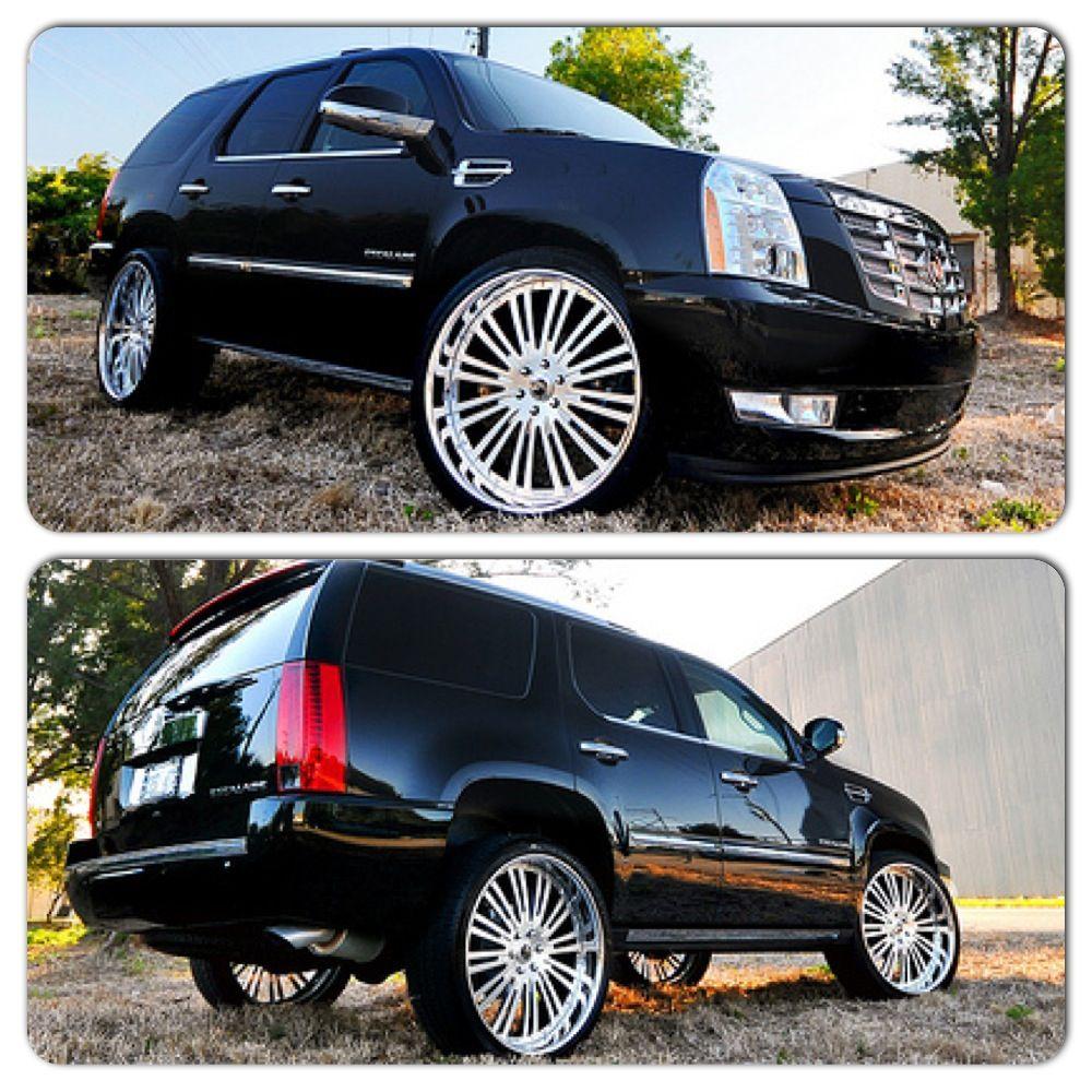 Cadillac Escalade, Suv
