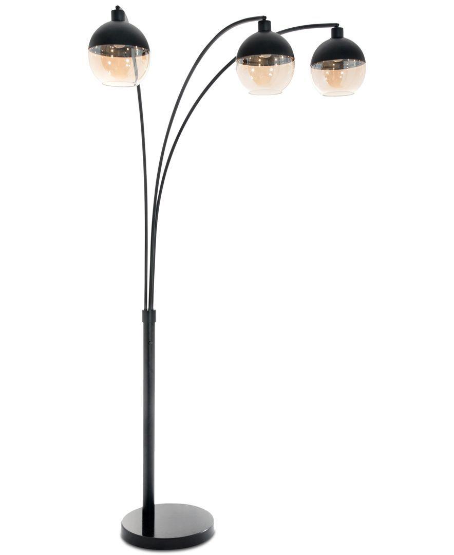 Nova Lighting Orson 3 Arc Floor Lamp
