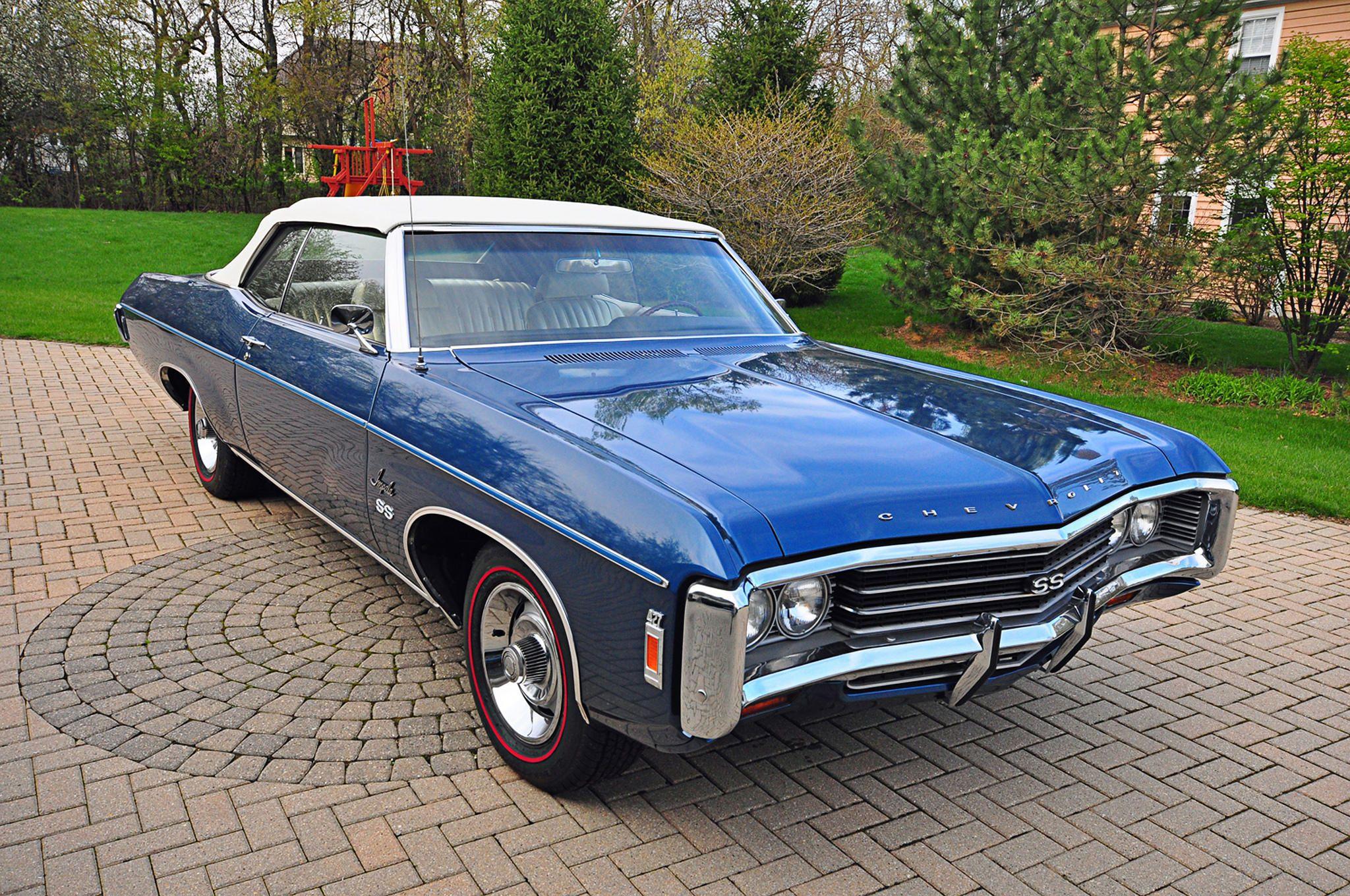 1969 SS427 Impala Convertible Impala, Chevrolet impala