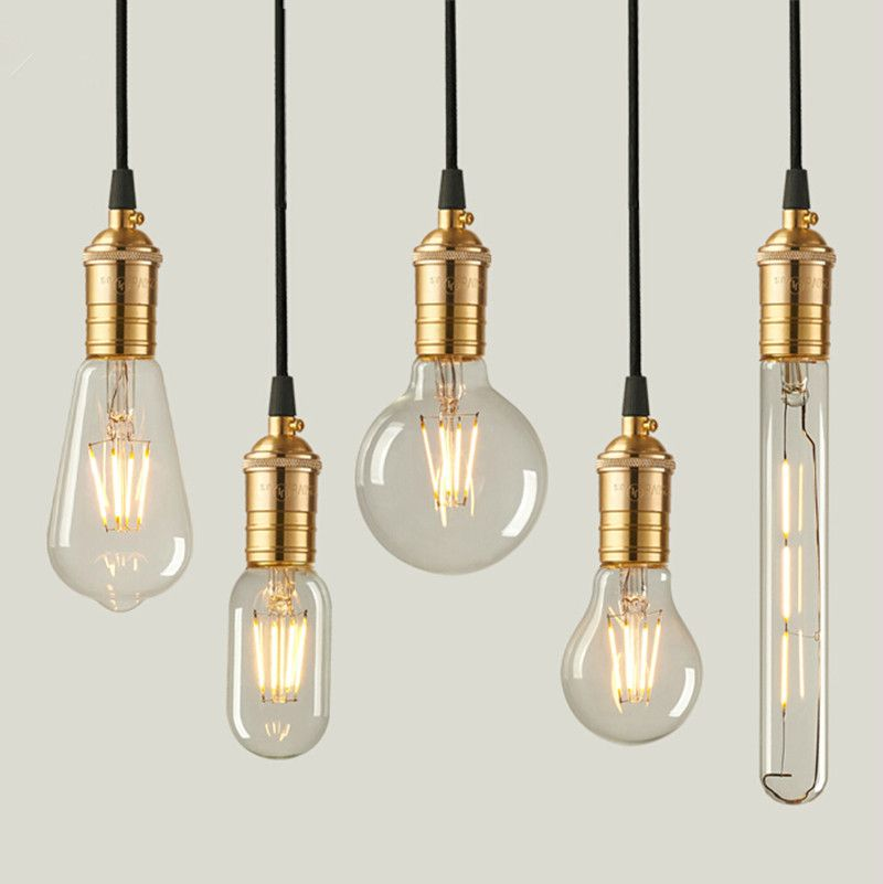 trouver plus ampoules tubes led informations sur r tro vintage edison ampoules led e27. Black Bedroom Furniture Sets. Home Design Ideas
