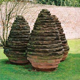 Three Cones, Andy Goldsworthy
