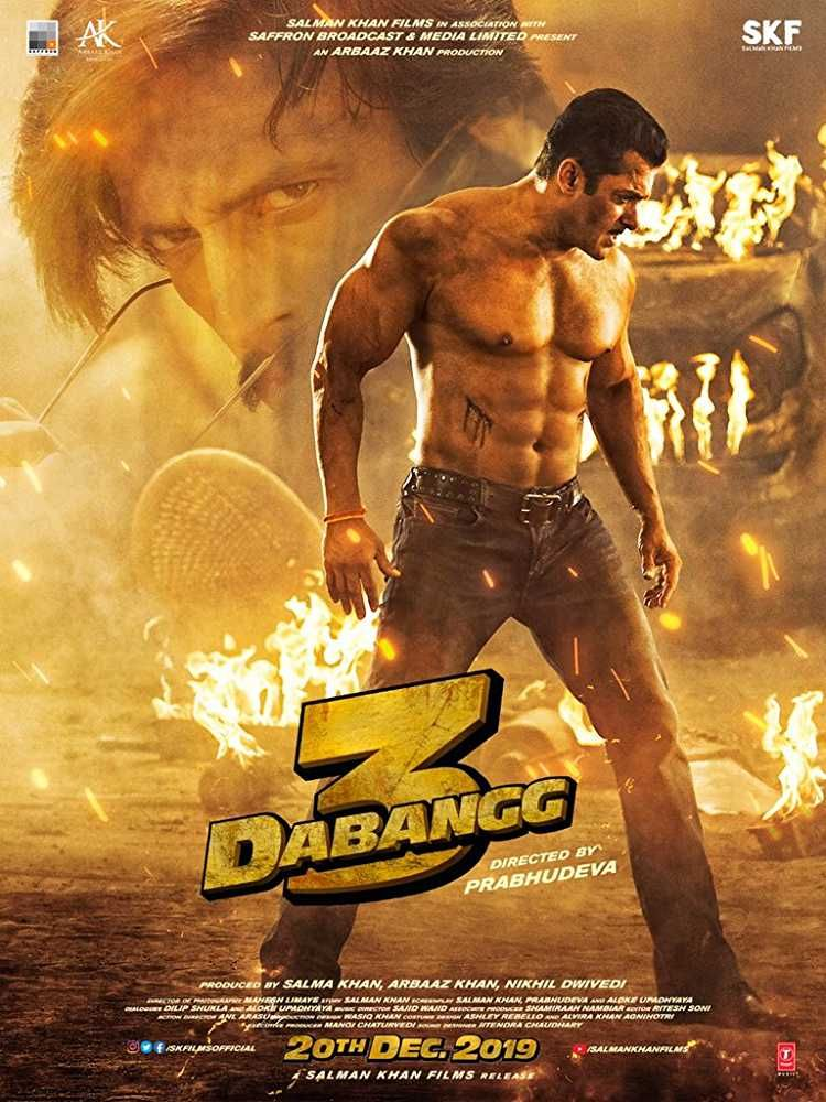 Dabangg 3 2019 Hindi Movie 720p Pdvdrip 1gb Mkv New Print Download 9xmoviesdabangg 3 201 Full Movies Hd Movies Hd Movies Download