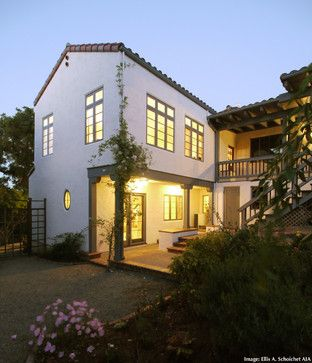Spanish Colonial Revival- Sympathetic Addition- 05343